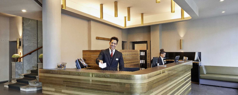 experience warm hospitality in the heart of Zurich