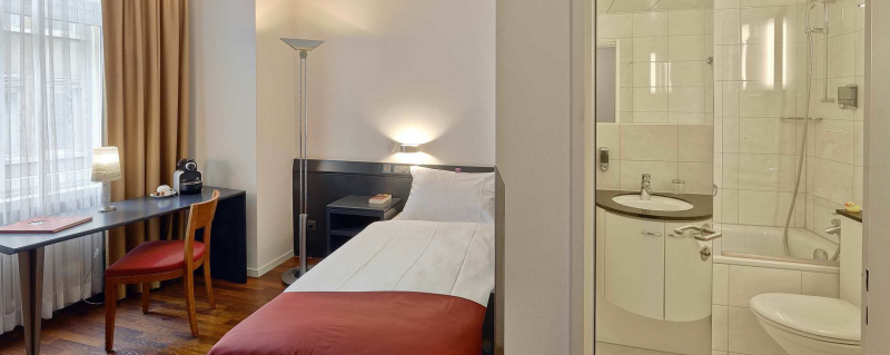 Your home in the heart of Zurich