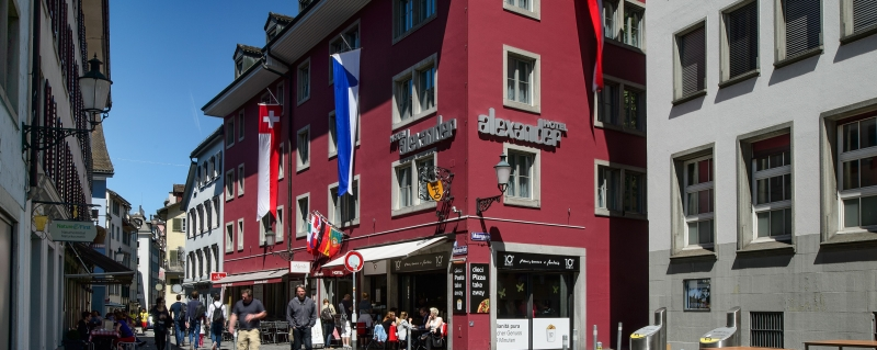 Hôtel Alexander, l'hôtel central de Zurich
