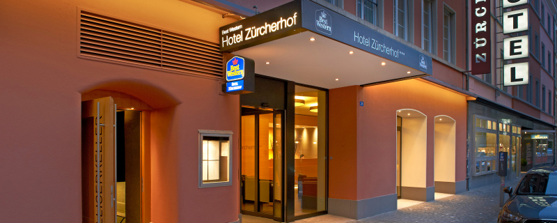 Best Western Plus Hotel Zürcherhof