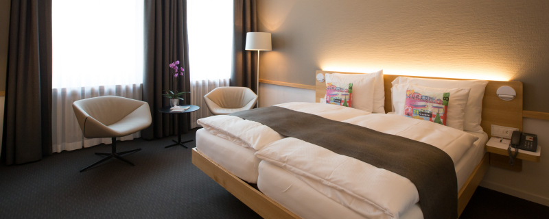 Enjoy Swiss Hospitality in a cozy city Hotel!