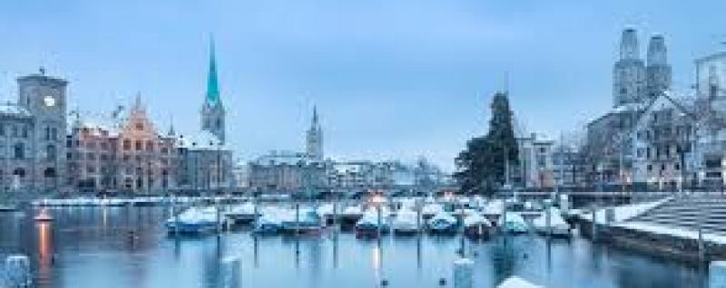 Zürich- das Winterwunderland